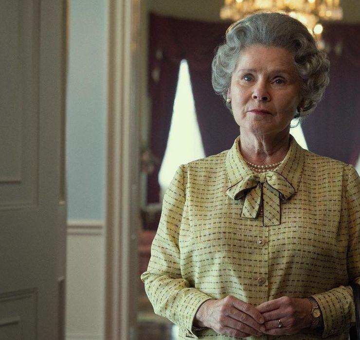 Зірка «Гаррі Поттера» Імельда Стонтон в образі Єлизавети II для нового сезону «Корони»