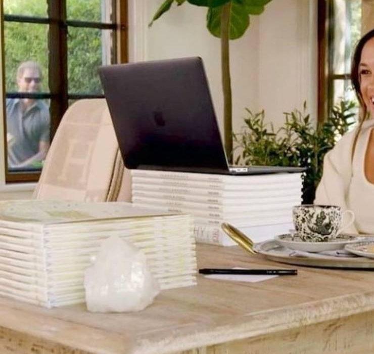 Чаепитие и запуск нового проекта: как Меган Маркл отметила 40-летие