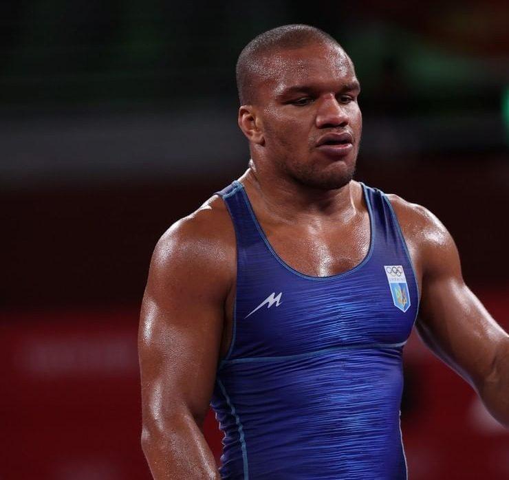 Жан Беленюк завоевал «золото» на Олимпийских играх в Токио