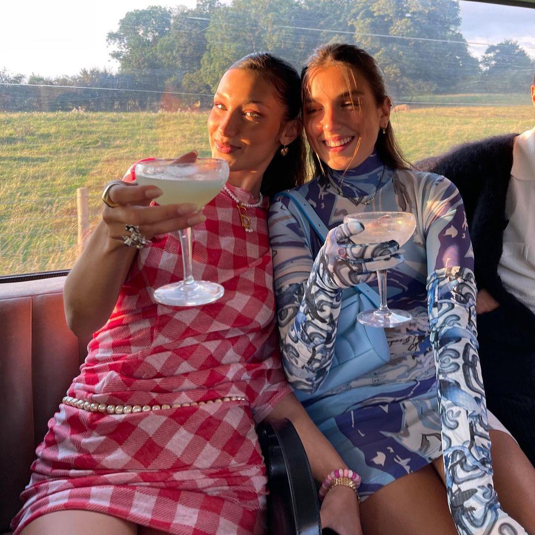 Вечеринка до утра: как Дуа Липа отпраздновала 26-летие
