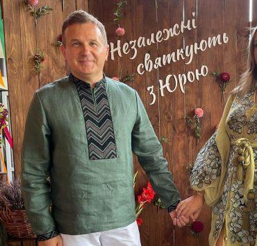 Вечеринка в национальном стиле: как Юрий Горбунов отпраздновал 51-летие