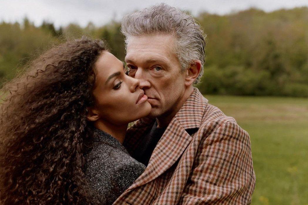 Love is: романтическая съёмка Тины Кунаки и Венсана Касселя