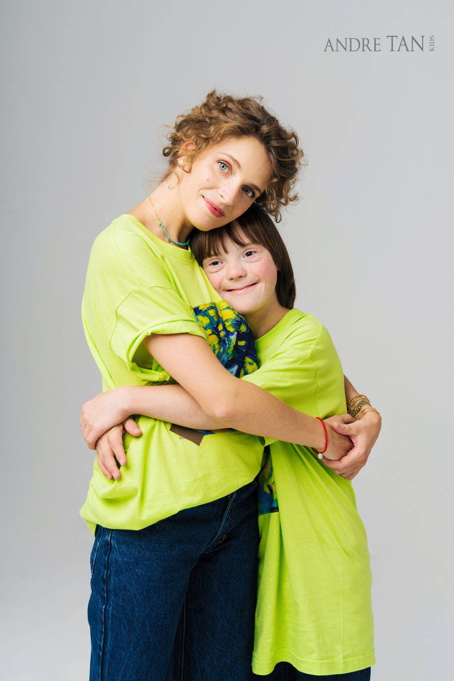 Наталья Могилевская, Жан Беленюк и другие звезды в благотворительном проекте Андре Тана