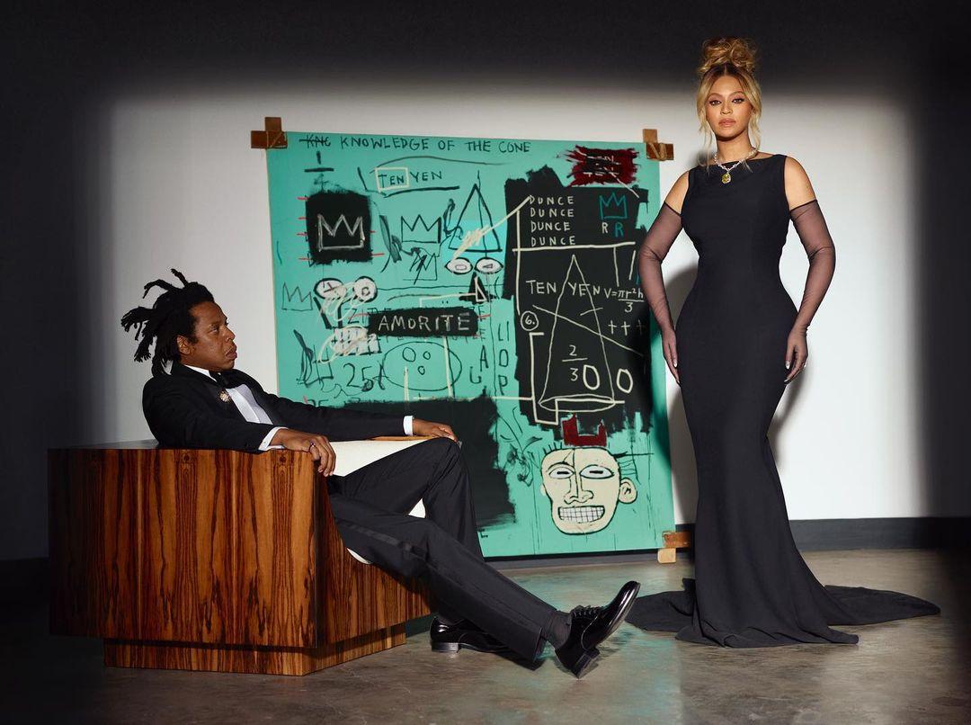 Бейонсе и Джей Зи снялись в новой рекламной кампании Tiffany & Co.