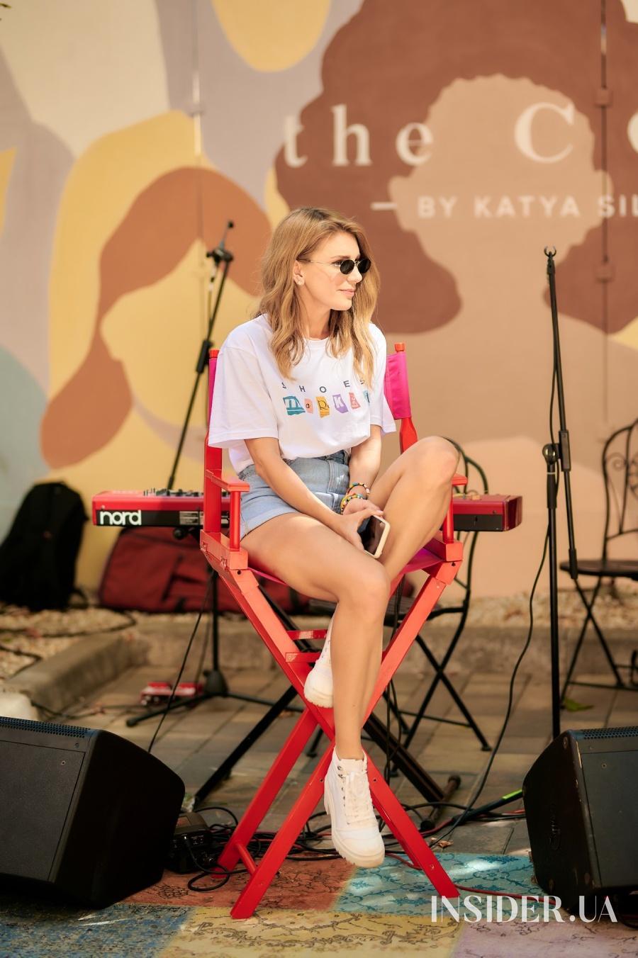 Найти пару: Катя Сильченко провела благотворительный Shoes Market