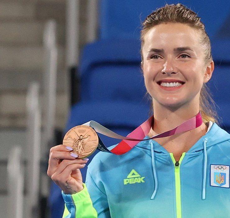 Еліна Світоліна завоювала «бронзу» на Олімпійських іграх в Токіо