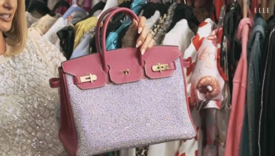 Пэрис Хилтон показала самую дорогую сумку в гардеробе – за $65 тыс