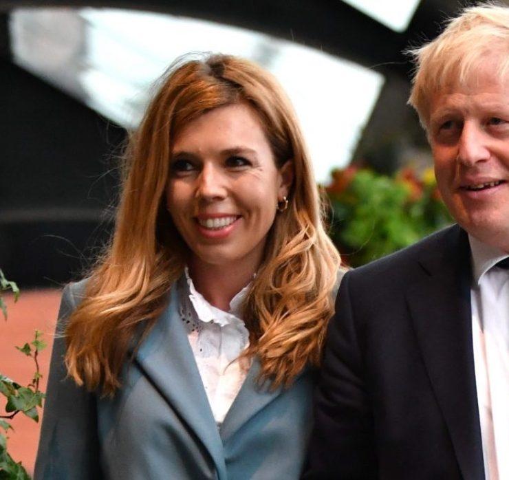 Кэрри и Борис Джонсон ждут второго ребенка