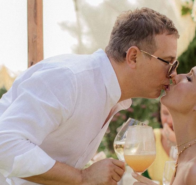 «Муж, которого только можно намечтать»: Катя Осадчая трогательно поздравила Юрия Горбунова с 51-летием