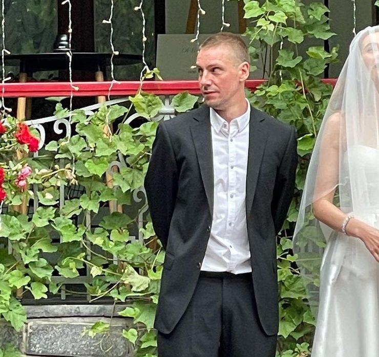 Співачка Луна знову вийшла заміж