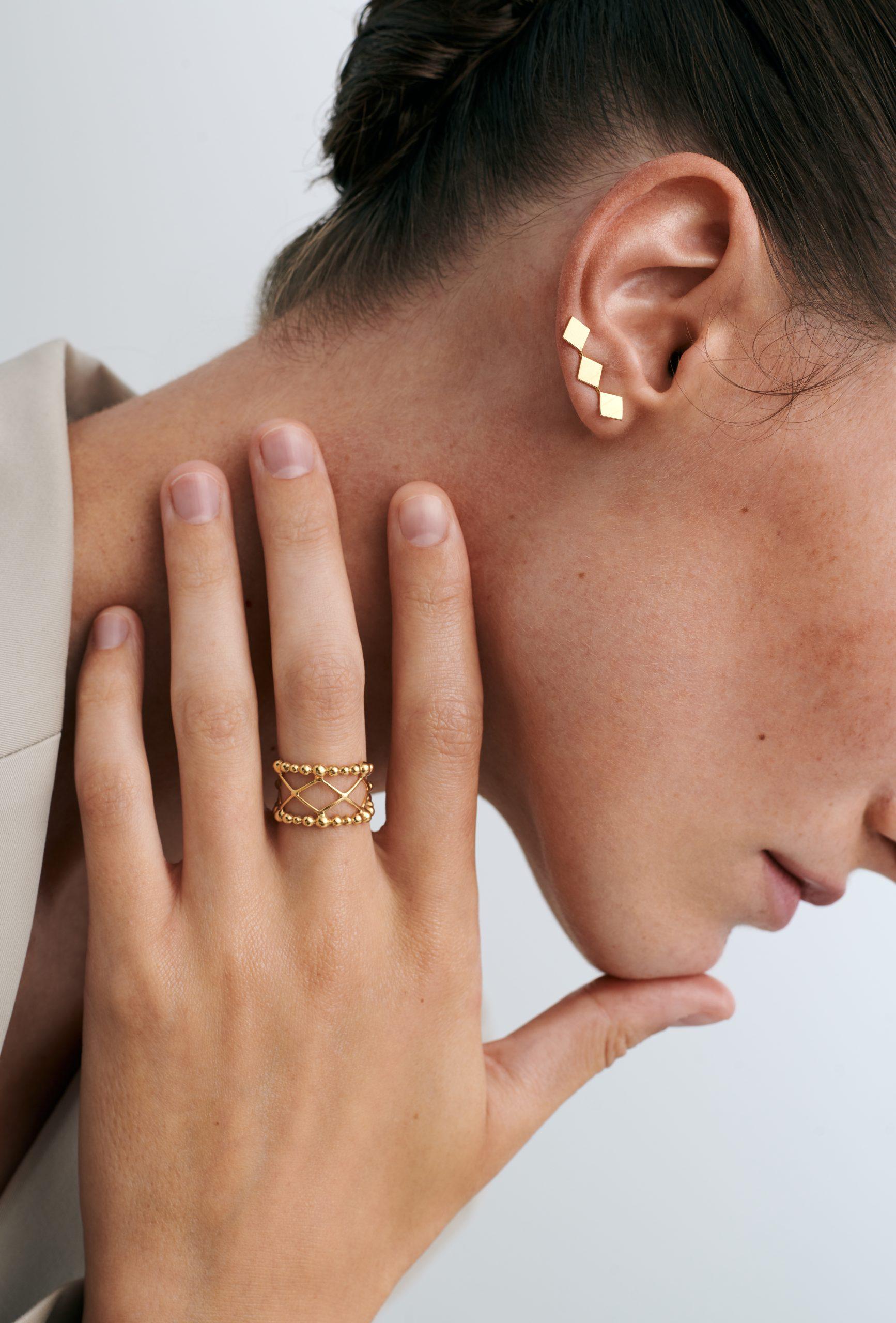 Guzema Jewelry и Gunia Project представили коллаборацию, посвященную современным украинкам
