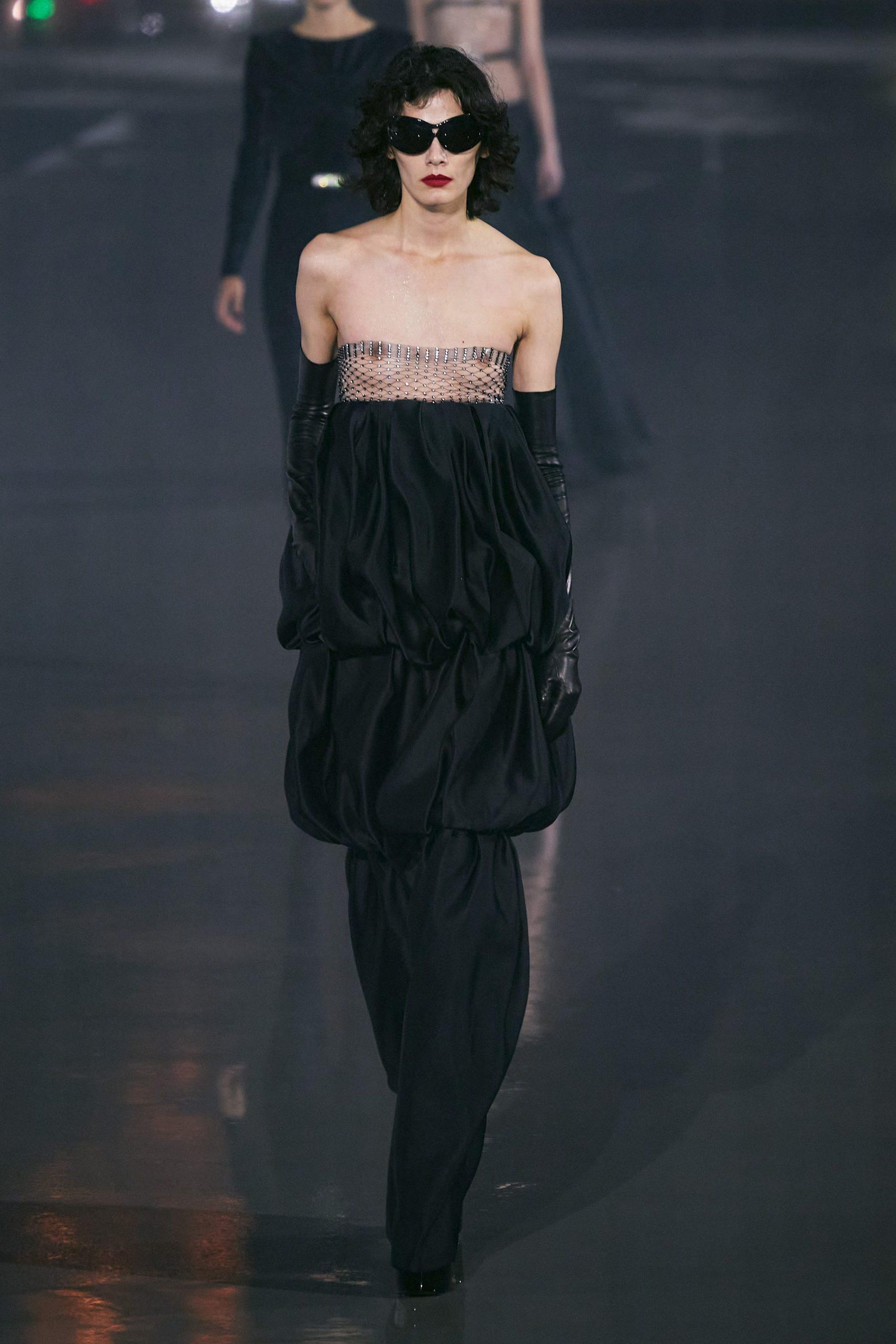 Младшая дочь Пабло Пикассо вдохновила весеннюю коллекцию Saint Laurent