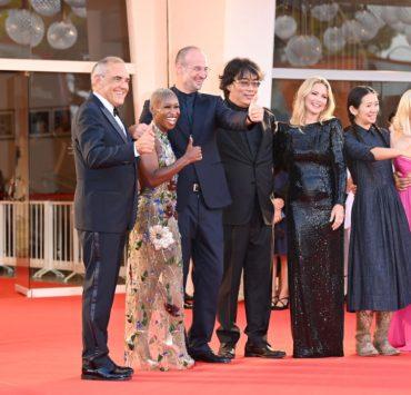 10 найкращих образів церемонії закриття Венеціанського кінофестивалю