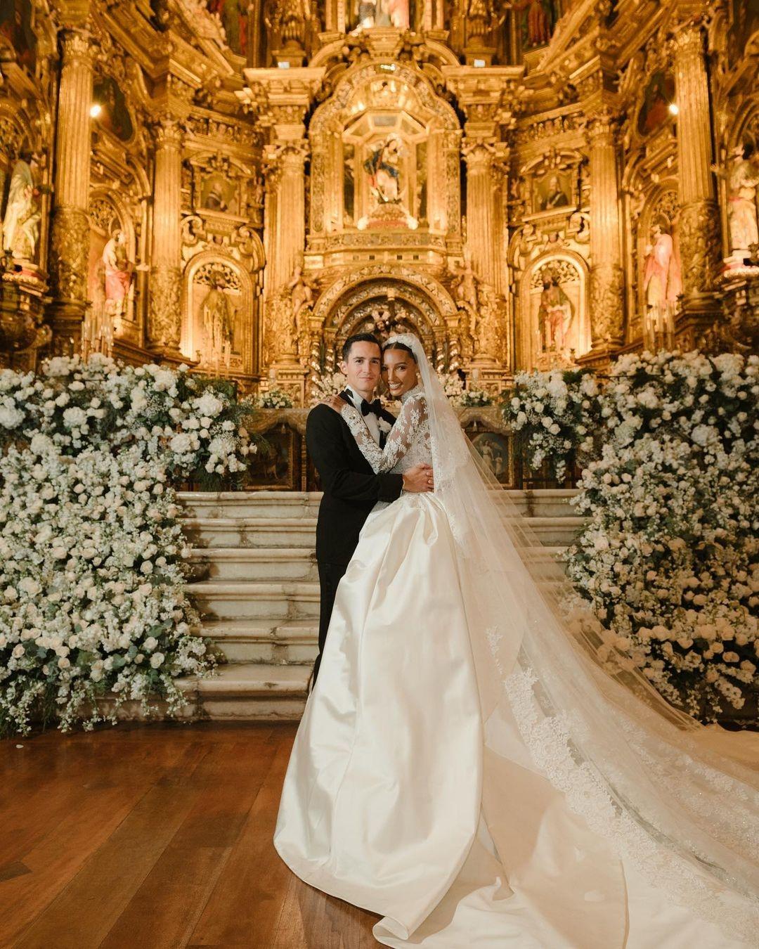 Модель Victoria's Secret Жасмин Тукс вышла замуж