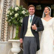 Хрещеник Єлизавети II одружився на ірландській шеф-кухарці