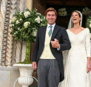 Королевская свадьба: принцесса Лихтенштейна Мария Астрид вышла замуж