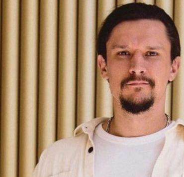 Ломая стереотипы: Тарас Цымбалюк снялся в смелой фотосессии