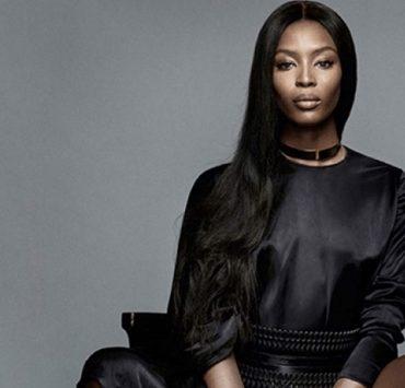 51-летняя Наоми Кэмпбелл стала лицом Calvin Klein & Kith