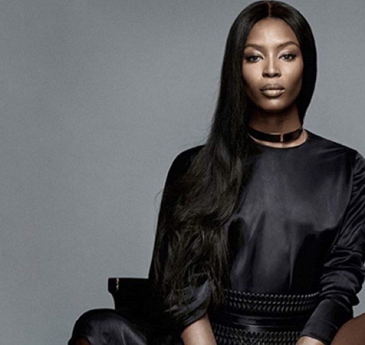 51-річна Наомі Кемпбелл стала обличчям Calvin Klein & Kith