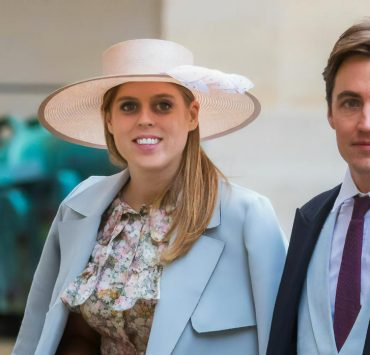 Принцесса Беатрис и Эдоардо Мапелли-Моцци обнародовали имя дочери