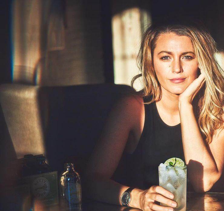 Betty Buzz: Блейк Лайвлі випустила лінійку безалкогольних напоїв