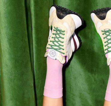 Suitable for vegans: Stella McCartney представили экологичную версию кроссовок