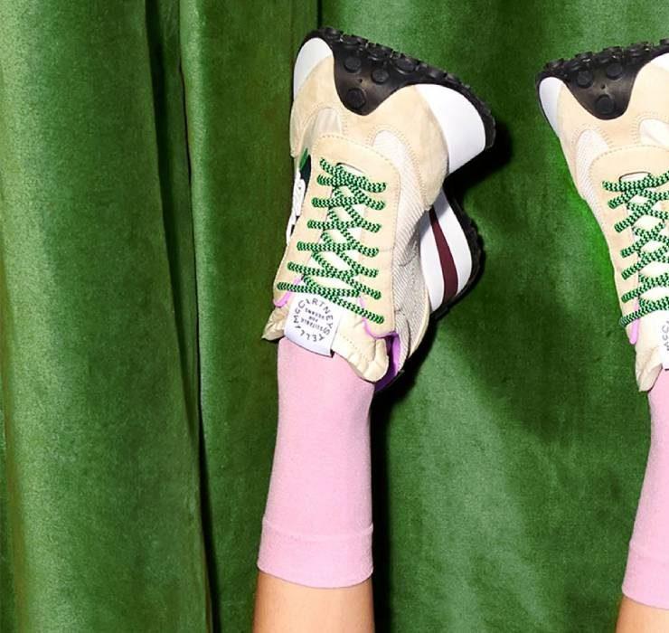 Suitable for vegans: Stella McCartney представили екологічну версію кросівок