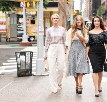 Сервис HBO Max показал первый тизер продолжения «Секса в большом городе»