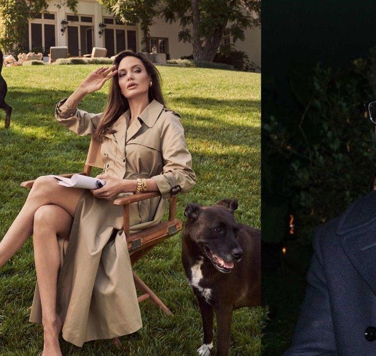 Действительно ли Анджелина Джоли и The Weeknd встречаются