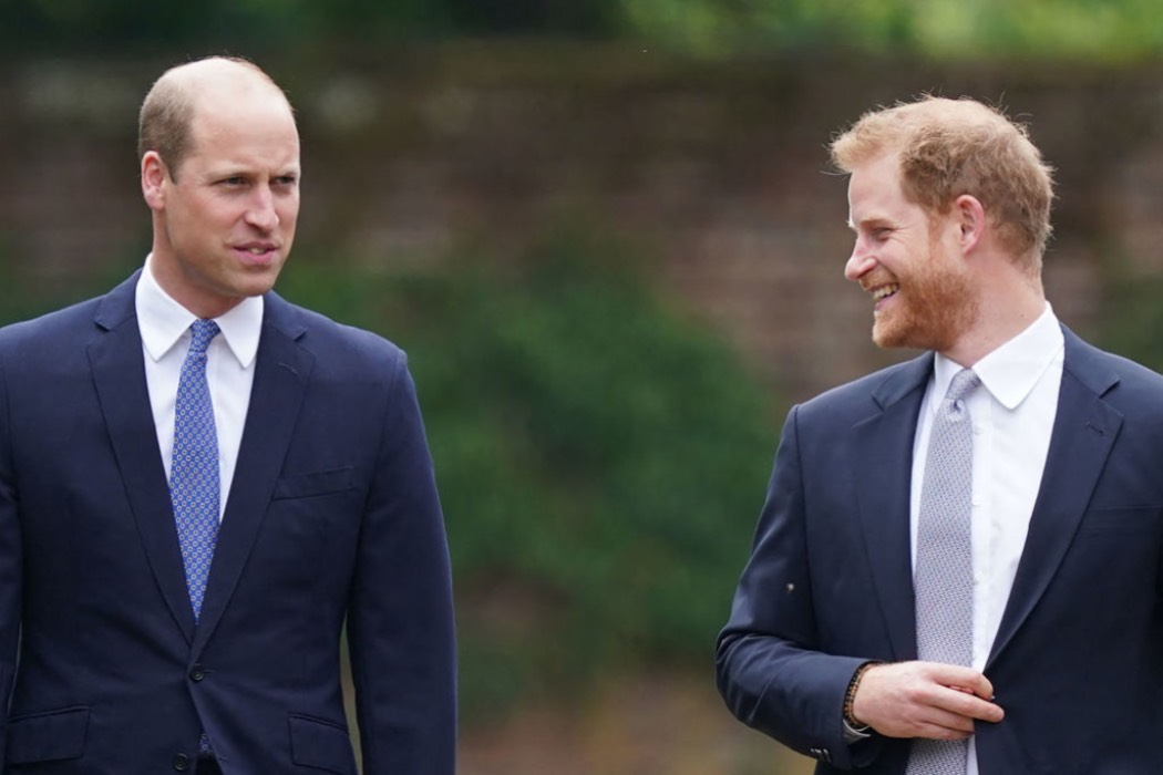 Воссоединение братьев: принцы Уильям и Гарри появятся в документальном фильме о принце Филиппе