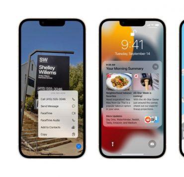 Компания Apple выпустила iOS 15. Вот все, что нужно знать