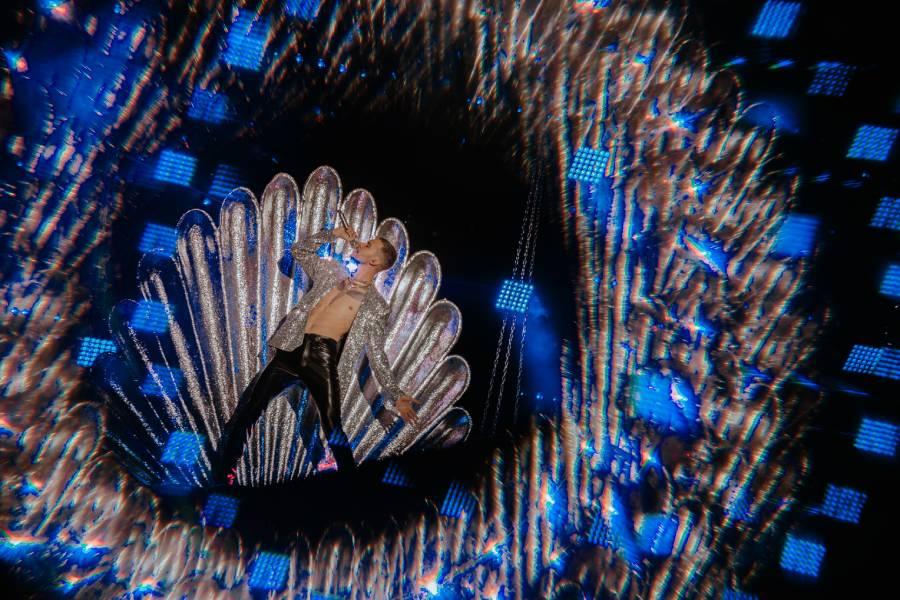 Как это было: концерт Макса Барских в Киеве