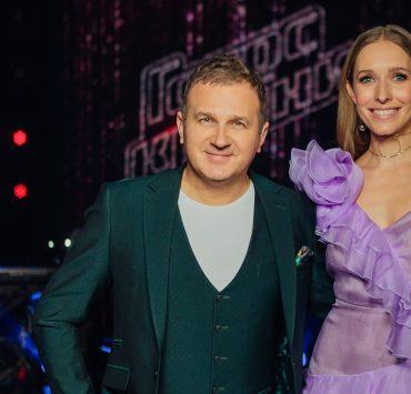 Катя Осадчая и Юрий Горбунов определились с именем новорожденного сына
