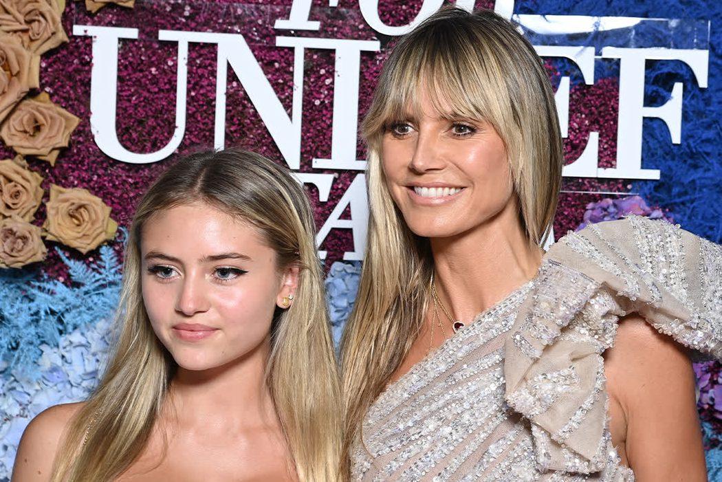 Мамина дочка: 17-летняя дочь Хайди Клум на подиуме берлинской Недели моды