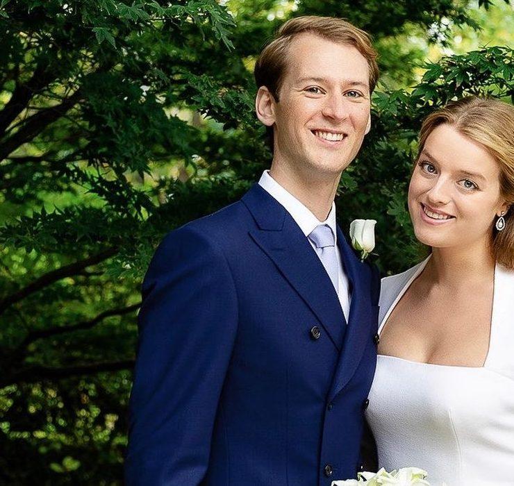 Внучка сестри Єлизавети II і Тімоті Вестерберг зіграли друге весілля