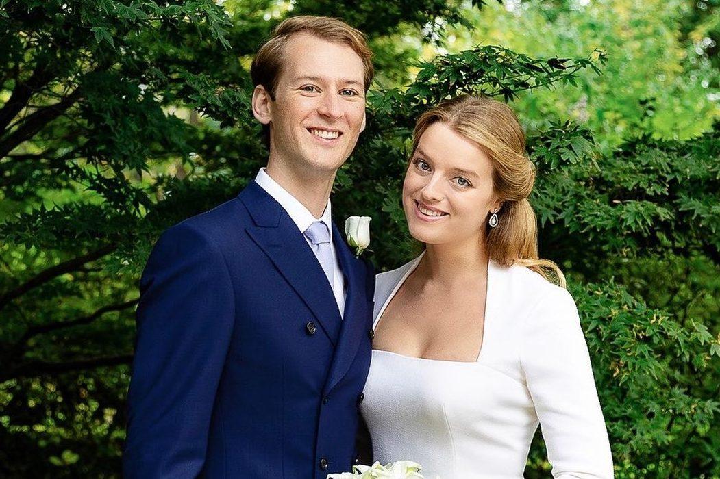 Внучка сестры Елизаветы II и Тимоти Вестерберг сыграли вторую свадьбу