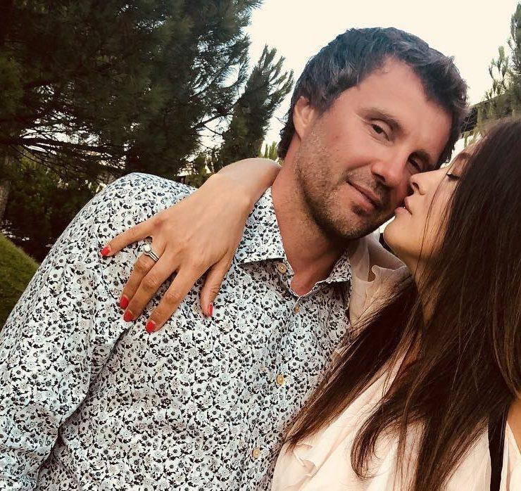 16 років разом: Олена Рева зворушливо привітала чоловіка з річницею весілля