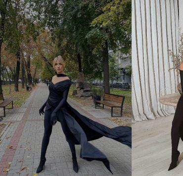 Битва нарядов: Леся Никитюк vs Ким Кардашьян в Balenciaga