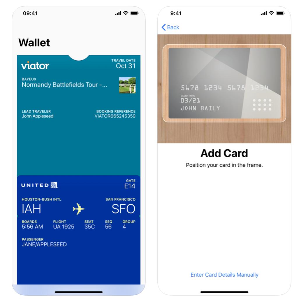 В Apple Wallet можно будет добавить COVID-сертификат