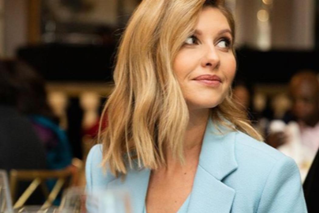 Модная дипломатия: образ первой леди Украины на встрече с Power women в США