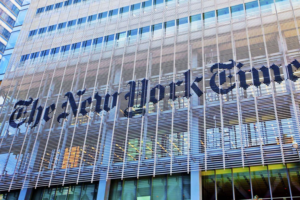 Кандидат на позицию «нового Берлина»: The New York Times написал о Киеве