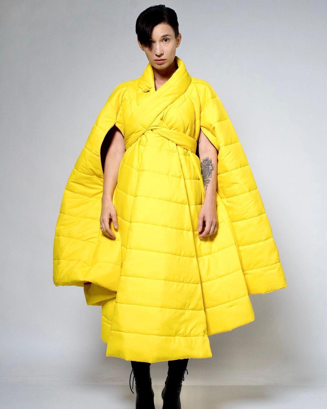 Катя Тейлор запустила собственный бренд одежды