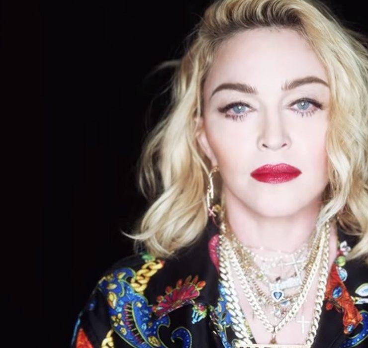 Мадонна выпустила коллекцию одежды Madame X