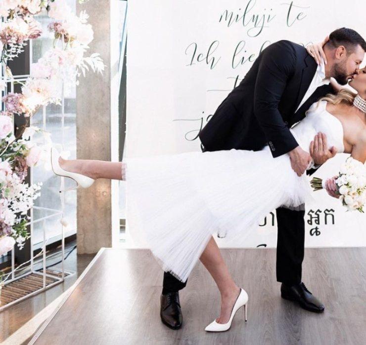 Мисс «Украина Вселенная-2018» Карина Жосан вышла замуж