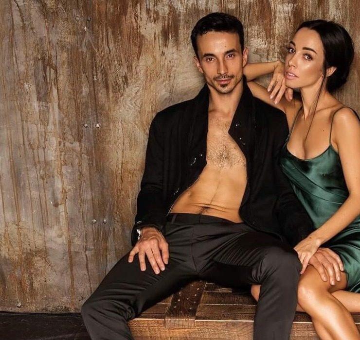 Балет та любов: Катерина Кухар та Олександр Стоянов прогулялися по Ужгороду