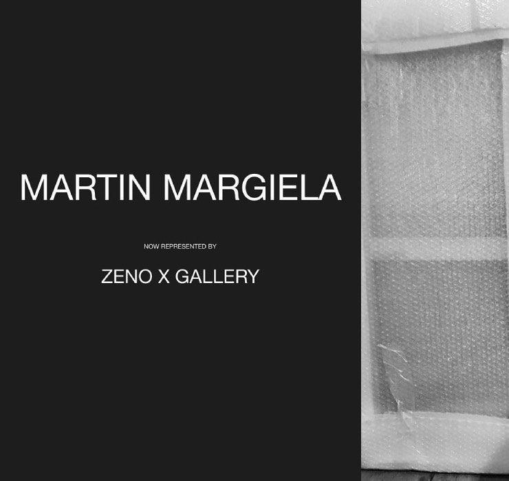 Дизайнер Мартин Маржела дебютирует с художественной выставкой в Париже