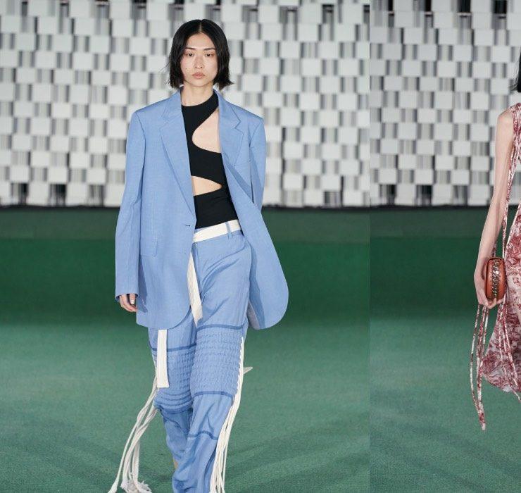 «Грибы — это будущее моды» — девиз весенней коллекции Stella McCartney